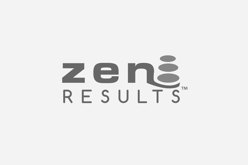 Logo design for ZenResults.com